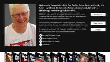 Ted Darling Crime Series - screengrab