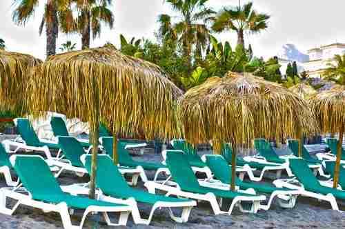 Costa del Sol web design