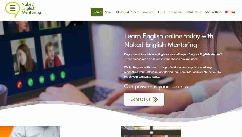 Naked English Mentoring