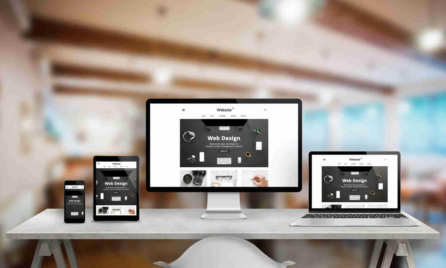 Gandy-Draper Spain Web Design